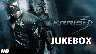 Full Songs Jukebox - Krrish 3