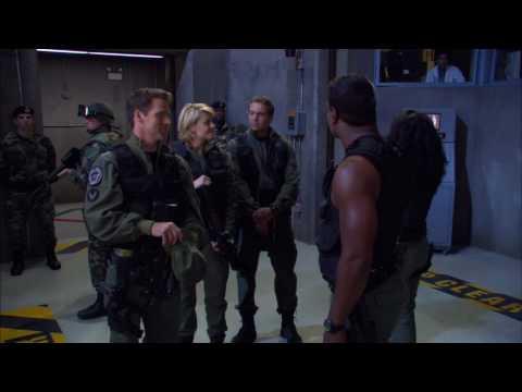 Stargate SG-1: Last scene (Unending)
