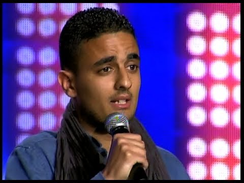 The X Factor Arabia - Ep2   جهاد لطيف - تونس