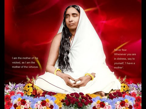 Video Sri Sarada Devi Stotram - Prakritim Paramam download in MP3, 3GP, MP4, WEBM, AVI, FLV January 2017