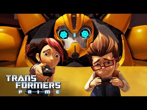 Transformers Prime : The Game All Cutscenes | Full Game Movie (WiiU)