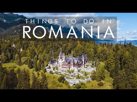 Visit and see the beauty of Romania