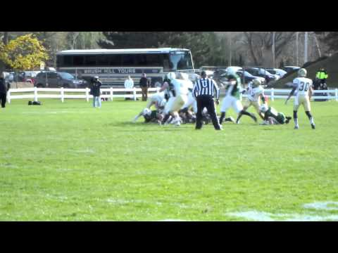 PSU Football vs. Mass. Maritime