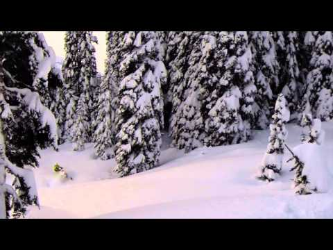 Dave Norona - A Great Day in the Mountains of British Colombia - Snowmobiling