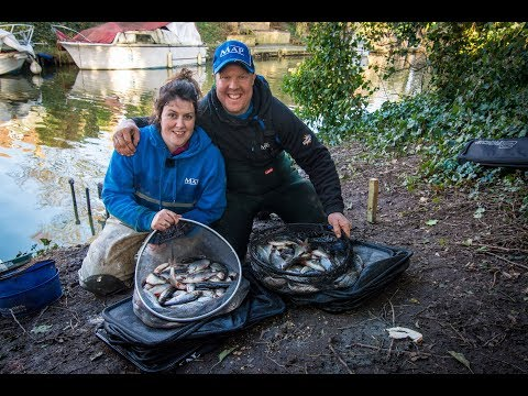 MAP Knock Out Series Round 1 - Abbi Kendall Vs Andy May - Match Fishing