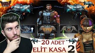 20 TANE ''ELİT KASA 2'' (Kurt Modu İçin Gerekli Eşyalar) - Wolfteam