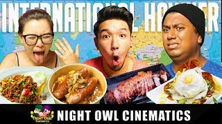 Video FOOD KING: INTERNATIONAL HAWKER! MP3, 3GP, MP4, WEBM, AVI, FLV November 2018