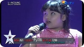"Video Putri Ariani Sings ""Bahasa Kalbu"" - GRAND FINAL - Indonesia's Got Talent MP3, 3GP, MP4, WEBM, AVI, FLV Oktober 2017"