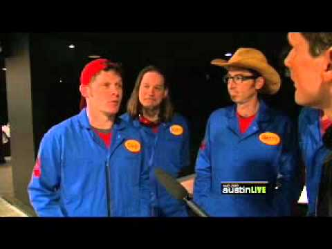 Imagination Movers interview for Austin Live