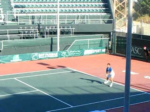 Richard Berankis salva un match point
