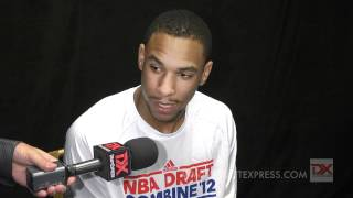 Jared Sullinger Draft Combine Interview