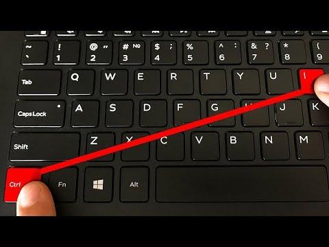 16 Hidden Combinations on Your Keyboard - Thời lượng: 8 phút, 52 giây.