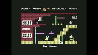 Monty on the Run (Commodore 64 Emulated) by Frankie