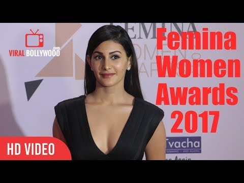 Amyra Dastur At Femina Women Awards 2017 | Femina 2017