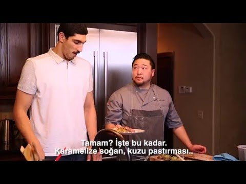 Saturday Morning Cartoons: Cooking with Enes
