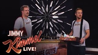 "Video ""Knife Guys"" Will Ferrell and Ryan Gosling MP3, 3GP, MP4, WEBM, AVI, FLV Juli 2018"