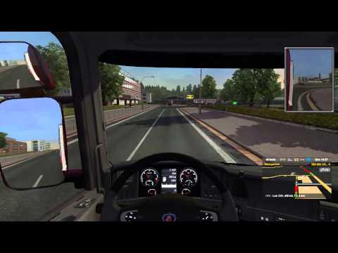 Scania R & Streamline V8 & L6 Sound mod