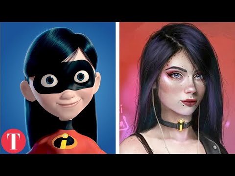 10 Cartoon Characters Who Would Look Sexy In Real Life