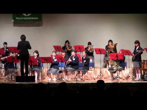 JOYJOYコンサート2015長吉六反中学校・加美中学校「合同演奏」Under the See