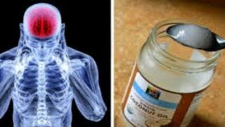 A man had coconut oil 2 times each day for 2 months and his cerebrum changed! The worst disease in the world is Alzheimer, but...