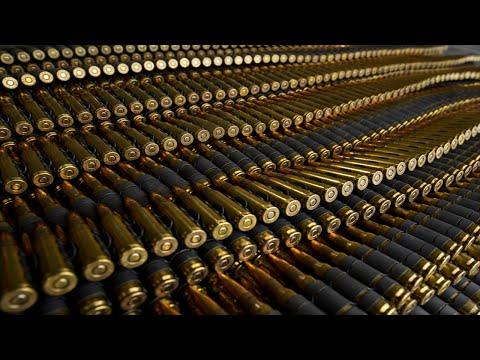 子彈工廠製作流程 大開眼界