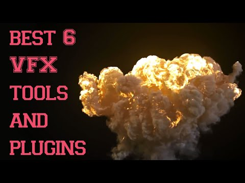 3Ds Max VFX Plugins Guide