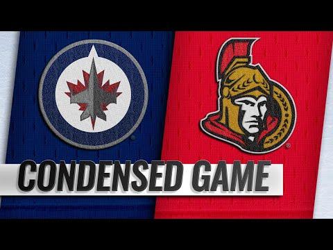 02/09/19 Condensed Game: Jets @ Senators