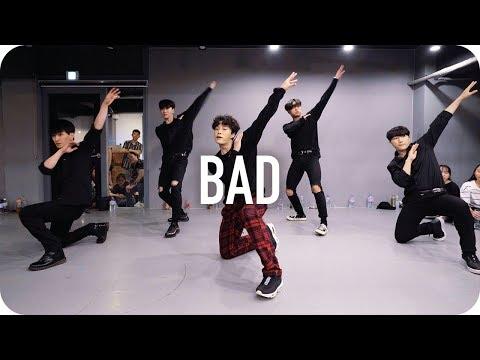 Bad - Christopher / Junsun Yoo Choreography