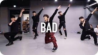Video Bad - Christopher / Junsun Yoo Choreography MP3, 3GP, MP4, WEBM, AVI, FLV Agustus 2018