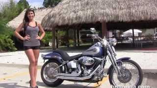 4. Used 2006 Harley Davidson FXSTS Softail Springer Motorcycles for sale