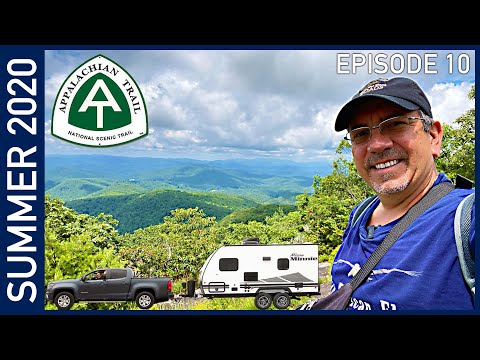 Hiking the Appalachian Trail - Summer 2020 Episode 10