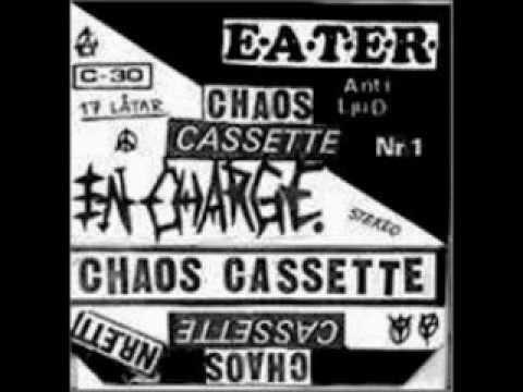 E.A.T.E.R - Chaos Cassette Vol. 1 EP
