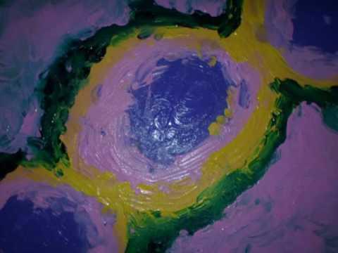 Universo das Cores em óleo e poesia - Serra Negra
