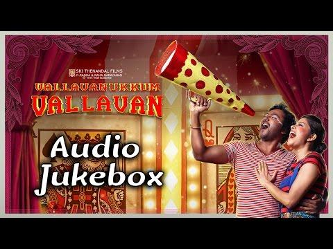 Vallavanukkum Vallavan Tamil Movie Songs | Audio Jukebox | Bobby Simha | Sshivada | Raghu Dixit