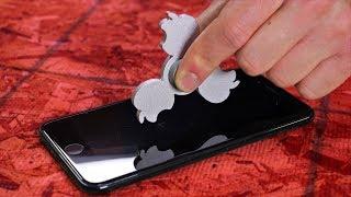 Video Apple Fidget Spinner VS iPhone! MP3, 3GP, MP4, WEBM, AVI, FLV Januari 2018