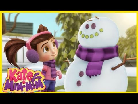 Kate and Mim-Mim | Chilly the Snowman