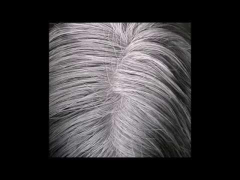 Como teñir un cabello con canas duras o rebeldes