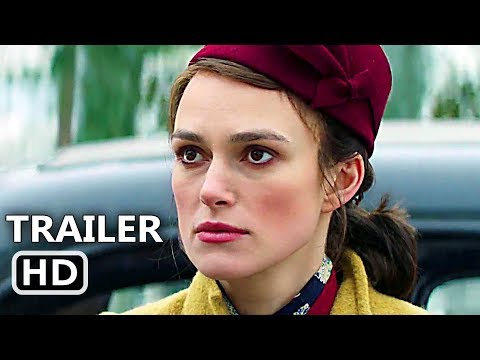 THE AFTERMATH Official Trailer (2018) Keira Knightley Movie HD