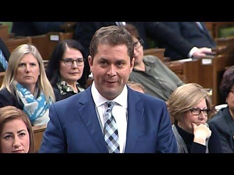 Andrew Scheer questions Prime Minister Trudeau over Jihadi Jack case