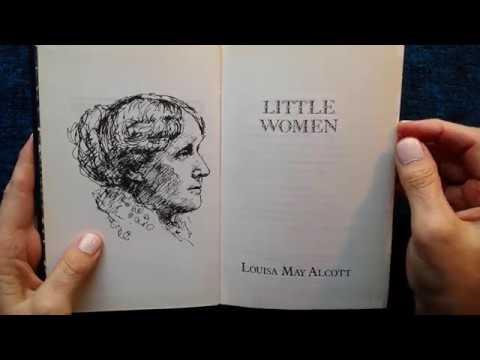 ASMR | Soft Spoken Reading, 'Little Women' Chp 1 - Louisa May Alcott