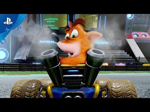 Reveal Trailer | PS4 de Crash Team Racing : Nitro Fueled