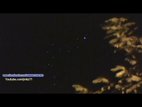 russia: enorme flotta di ufo appare nei cieli dopo l'assalto in siria
