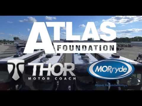 Atlas Foundation by Thor Motor Coach
