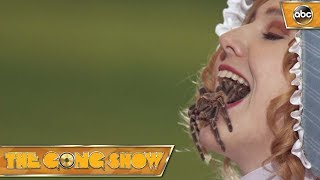 Watch this act, Marry Bleeds, from The Gong Show. Celebrity Judges: Will Arnett Zach Galifianakis Ken Jeong Watch more acts on The Gong Show Thursdays at 10...