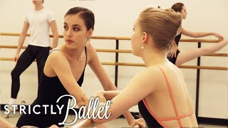 The Dancers Find out What the Future Holds – Season Finale – Teen Vogue's Strictly Ballet