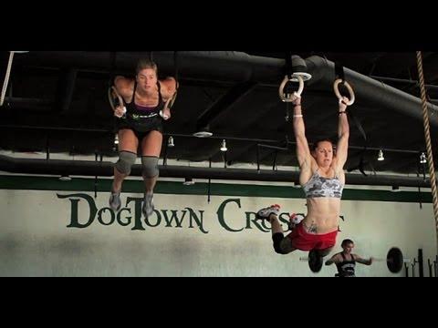 CrossFit – Sam Briggs Vs. Lindsey Valenzuela