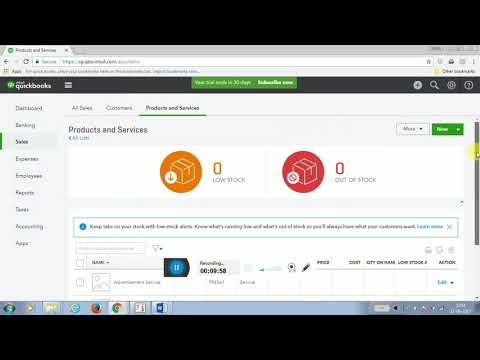 Learning QuickBooks India Part 1 (Sales Transactions) (Comparison with Tally)