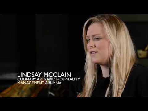 "Competing On ""Chopped"": IUP Culinary Arts Alumna Lindsay McClain"