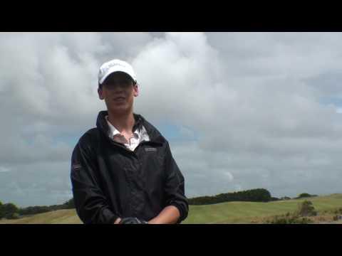 Olivier Crispin on Croker Golf System Intensive School