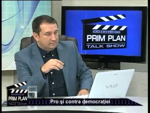 Emisiunea Prim Plan – Cezar Pârvulescu – 6 noiembrie 2014